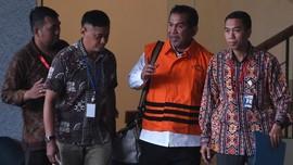 Penyuap Bupati Hulu Sungai Tengah Divonis 2 Tahun Penjara
