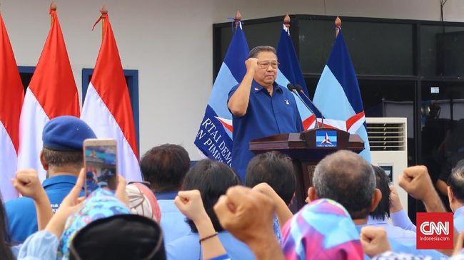 SBY dan Rhoma Irama 'Turun Gunung' di Kampanye Khofifah-Emil