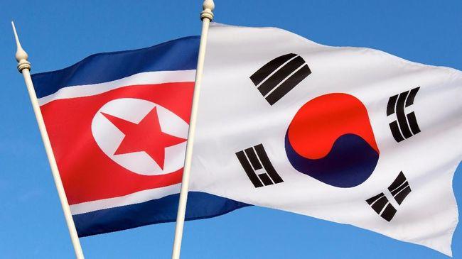 Korsel-Korut Sepakat Pakai Satu Bendera di Pawai Olimpiade