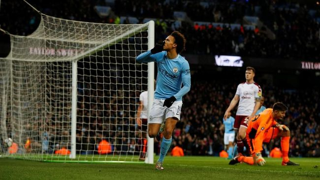 Manchester City berpeluang menyamai torehan Arsenal, Liverpool, dan Chelsea apabila sukses meraih gelar Piala FA.