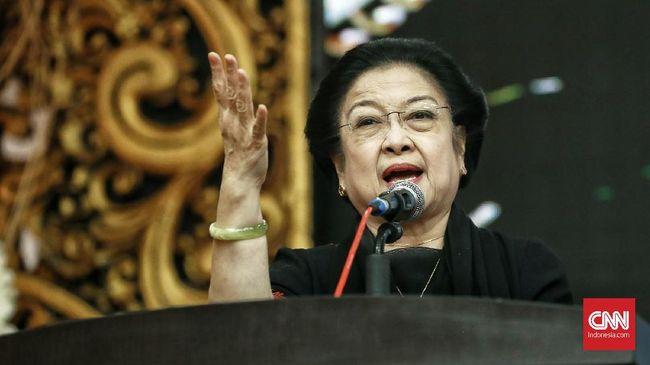 Megawati Seokarnoputri menuturkan kurangnya Sistem Peringatan Dini bencana menjadi masalah utama Indonesia dalam menanggulani bencana.