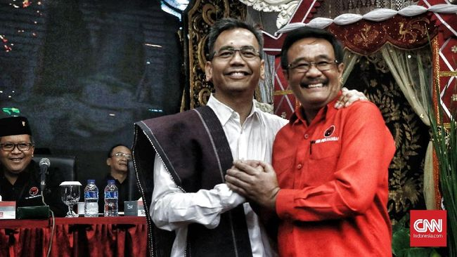 PPP sepakat berkoalisi dengan PDIP mengusung bakal pasangan calon Djarot Saiful Hidayat dan Sihar Sitorus di ajang Pilgub 2018.