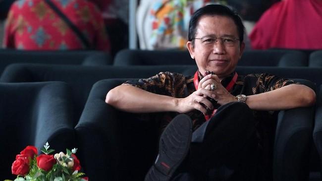 Marzuki Alie Bakal Polisikan AHY soal Fitnah Kudeta