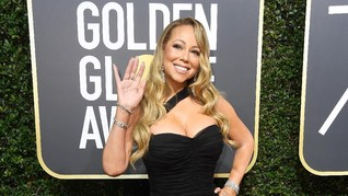 FOTO: Evolusi Gaya Busana Mariah Carey Sampai Usia 48 Tahun