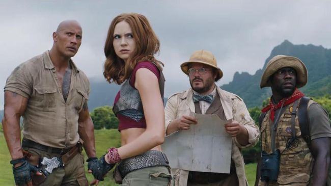 Pada pekan ini, Bioskop Trans TV akan menayangkan beberapa film hits, seperti The Divergent Series: Insurgent, hingga Jumanji: Welcome to the Jungle.