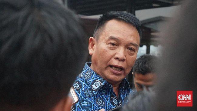 TB Hasanuddin menyatakan pemerintah Indonesia saat ini sedang didekati kelompok anti-China agar bergabung blok AUKUS: Australia, Britania Raya, Amerika Serikat.