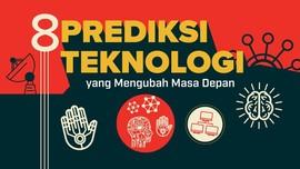 8 Prediksi Teknologi yang Mengubah Masa Depan