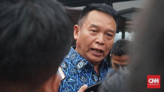 Anggota Komisi I DPR dari F-PDIP Tb Hasanuddin menyebut pergantian Gatot Nurmantyo dari kursi Panglima TNI pada 2017 tak terkait nobar film G30S/PKI.