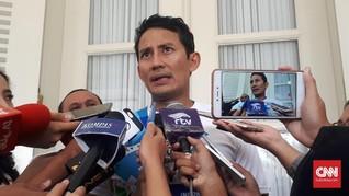 Sandiaga Usul Paket Kebijakan Ekonomi Antivirus ke Jokowi