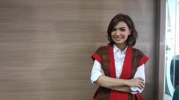 Tips Najwa Shihab supaya Anak 'Doyan' Baca Buku