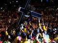 FOTO: Berdesak demi Berkat 'Black Nazarene'