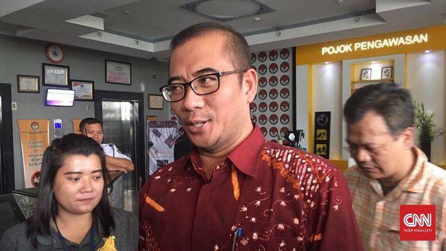 KPU: Calon Kepala Daerah Tersangka Jadi Pembelajaran Parpol