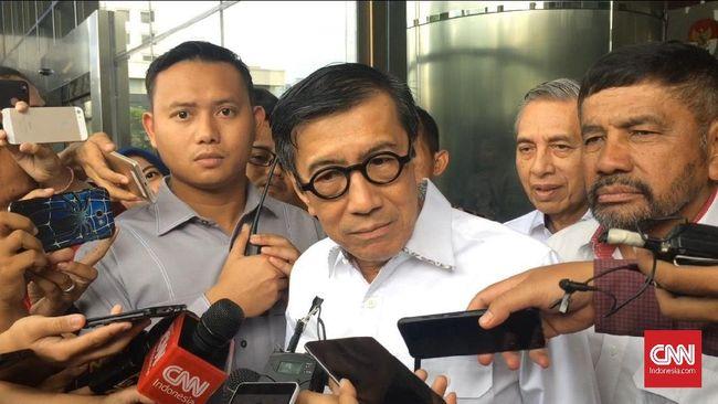 Pascapengesahan UU Terorisme, pemerintah segera menyusun Perpres Pelibatan TNI karena itu adalah amanat dalam batang tubuh undang-undang itu.