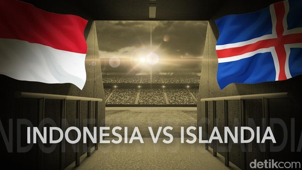 Indonesia vs Islandia