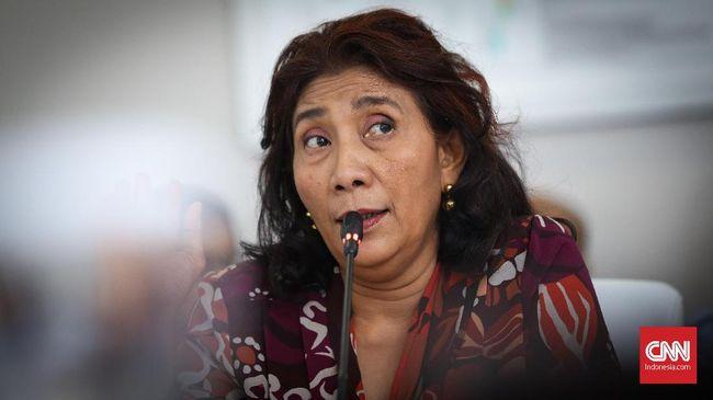 Berdasar survei internal Gerindra, Susi Pudjiastuti merupakan nama yang paling populer untuk menjadi cawapres bagi Prabowo Subianto.