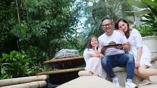 Olahraga Jadi Syarat Mona Ratuliu untuk Anak Sebelum Main Gadget