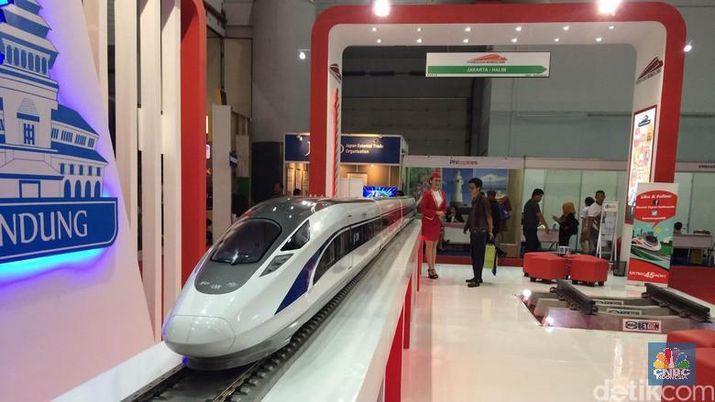 Biaya Proyek Kereta Cepat Jakarta-Bandung Capai Rp 81 Triliun