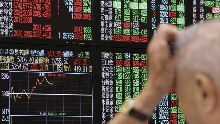 pasar saham asia