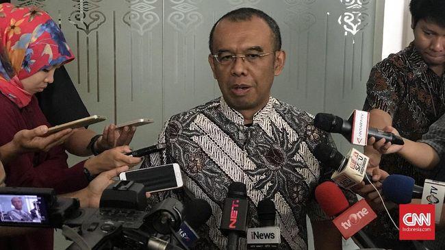 Sesmenpora Gatot S. Dewa Broto menyatakan Operasi Tangkap Tangan (OTT) dari Komisi Pemberantasan Korupsi (KPK) membuat staf Deputi IV Kemenpora terpukul.