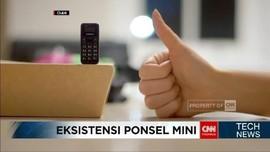 VIDEO: Ponsel Mini di Tengah Tren Layar Ponsel Jumbo