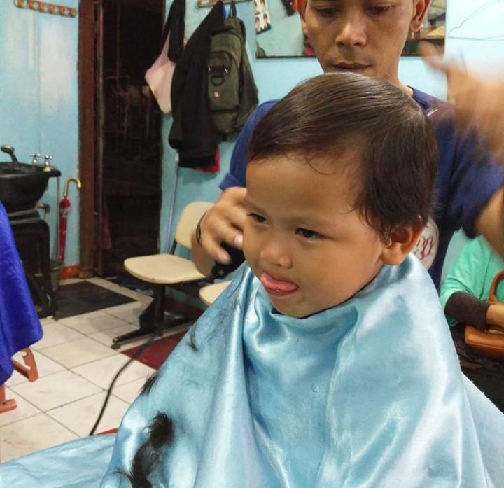 Potong Rambut Saat Hamil