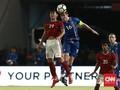 Peringkat FIFA: Timnas Indonesia Masih di Atas Malaysia