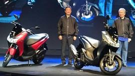 Yamaha Lexi Segera Diluncurkan di Jakarta