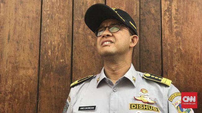 Komitmen Gubernur DKI Anies Baswedan untuk menghidupkan becak tak lepas dari adanya janji politik dengan warga di era kampanye Pilkada 2017.