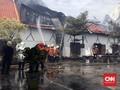 Dua Jam Berkobar, Api di Museum Bahari Berhasil Dipadamkan