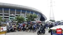 Jadi Venue Piala Menpora 2021, GBLA Tunggu PT LIB