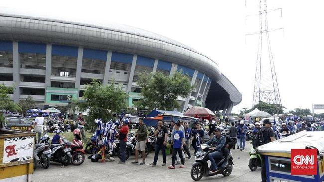 Dispora Kota Bandung menyatakan Stadion GBLA bisa menggelar turnamen pramusim Piala Menpora 2021 jika disetujui PT Liga Indonesia Baru.