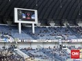 Ditolak Warga, Rapid Test Corona di Stadion GBLA Batal