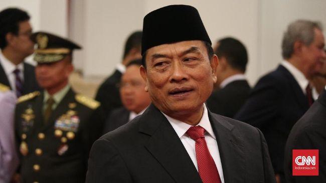 Kepala Staf Presiden (KSP) Moeldoko mengatakan KPK memiliki wewenang penuh untuk memecat pegawainya meski Presiden Jokowi berkehendak lain.