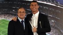 Presiden Madrid Ingin Pangkas Waktu 90 Menit Sepak Bola