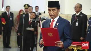 PDIP: Reshuffle Kabinet Muncul dari Jokowi, Bukan Pengamat