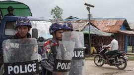 Warga Myanmar Boikot Perayaan Maulid Nabi Muhammad