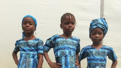 Gaya Anak-anak Nigeria yang Stylish Banget