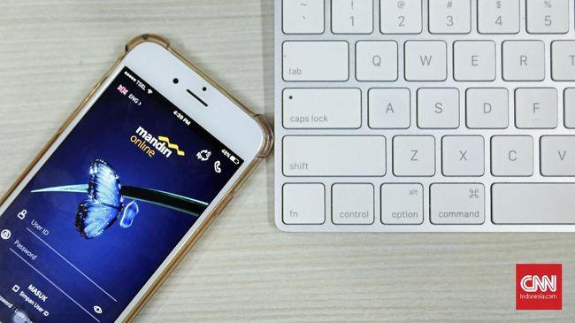 Mandiri Online Beri Fitur Update Saldo E Money Di Ponsel Ios