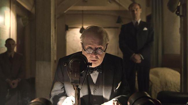 Beberapa film menarik untuk menjadi rekomendasi menonton Anda pada akhir pekan ini, seperti 'Darkest Hour' yang memenangkan Golden Globes 2018.