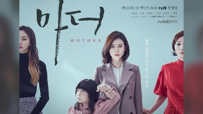 Drama yang mengungkap kisah kekerasan anak yang terjadi di Korea Selatan, 'Mother,' bakal ditayangkan mulai 24 Januari mendatang di tvN.