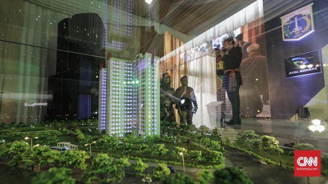 DPRD Cecar Anak Buah Anies soal Janji 50 Ribu Unit Rumah