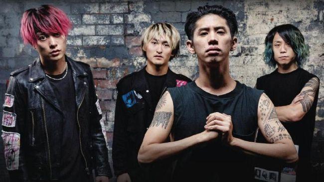 ONE OK ROCK merupakan grup band asal Jepang, yang mulai merambah pasar dunia sejak 2013 lalu.