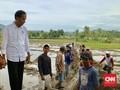 Corona, Jokowi Minta Menteri Genjot Program Padat Karya Tunai