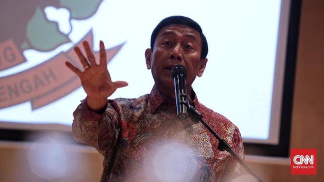 Menko Polhukam Wiranto mengajak masyarakat memilih pemimpin dengan kualitas kompetensi, rekam jejak yang jelas, dan membawa negara makin maju, bukan mundur.