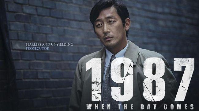 Kisah film Korea '1987: When the Day Comes' hampir mirip Tragedi Mei 1998. Para sineas film itu sukses menyuguhkan karya yang bisa mencampur-aduk emosi pemirsa.