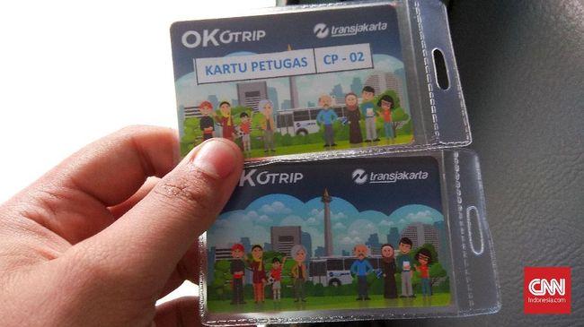 Bank Indonesia masih menguji sistem pembayaran OK Otrip, sehingga uji coba salah satu program unggulan Anies Baswedan-Sandiaga Uno itu diperpanjang tiga bulan.