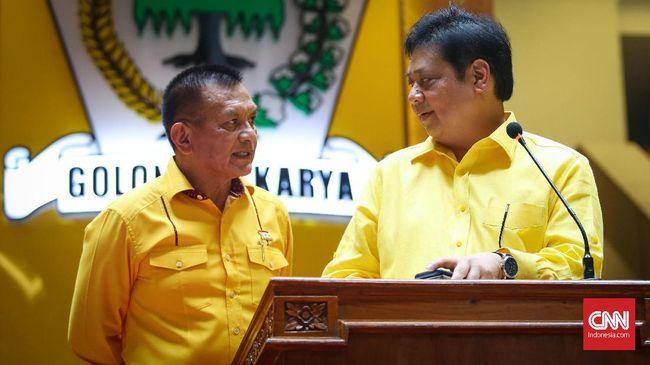 Sekjen Partai Golkar Lodewijk Friedrich Paulus diklaim bakal menjadi pengganti Azis Syamsuddin di kursi Wakil Ketua DPR.