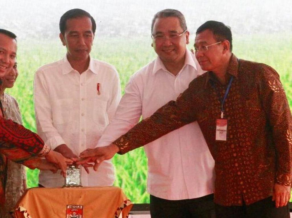 Jokowi Luncurkan Prukades