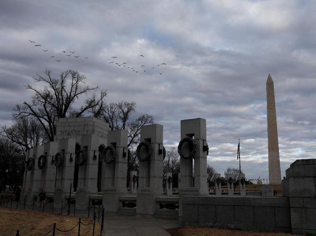 Foto: 2 Hari Pemerintah Shutdown, Begini Situasi di Amerika