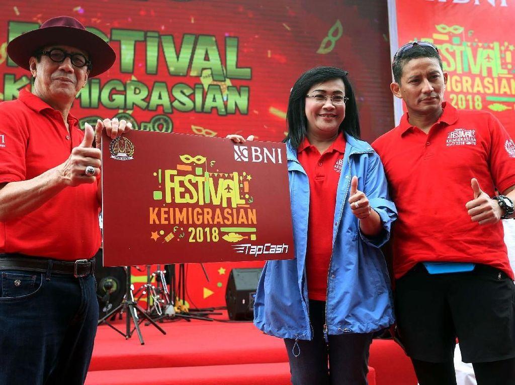 Ditjen Imigrasi Gandeng BNI dalam Festival Keimigrasian 2018